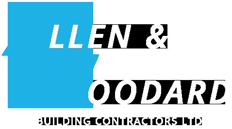 Allen & Woodard Building Logo