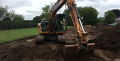 Groundwork & Excavation
